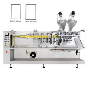 30g bubuk tas horisontal formulir isi lan segel packaging machine