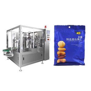 Otomatis Filling Sealing Packaging Machine Untuk Powder Solid Atau Solid