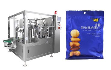 pra-digawe tas pangan granule ngisi sealing packaging machine