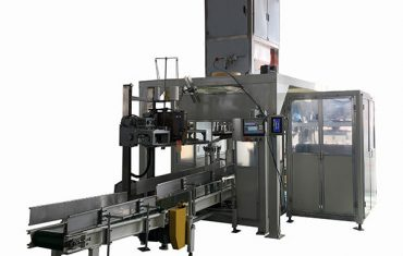 ztck-15 machine packaging heavy bag granular otomatis