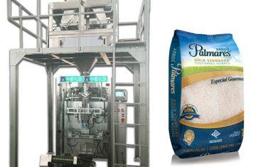 1-5kg granula otomatis mesin pengepakan