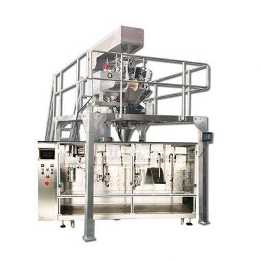 mesin kemasan granular sing wis digawe kanthi horisontal otomatis