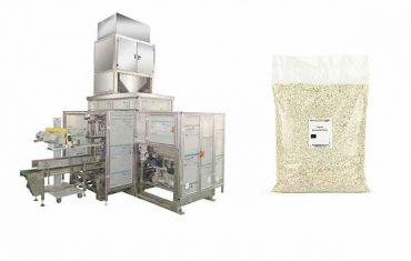 buckwheat flakes big pack packing machine