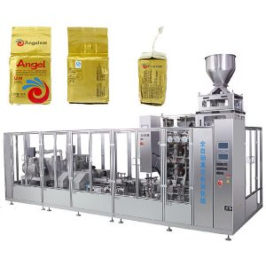Kopi Vacuum Brick Bag Packing Machine