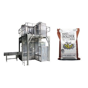 Feed Bagging and Packaging Machines