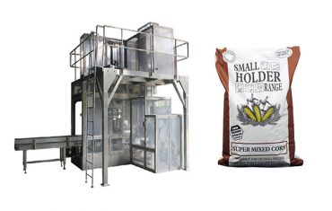 feed packaging bagging