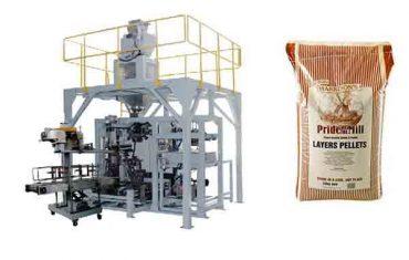 feed granule heavy pack packing machine