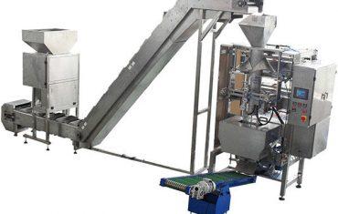 100g-5kg kacang kacang kacang mesin kemasan vakum