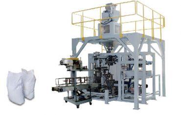 granule mesin sabuk sabuk terbuka otomatis