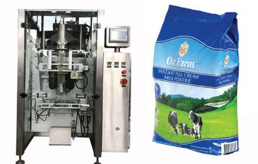 otomatis gusset bag packing machine