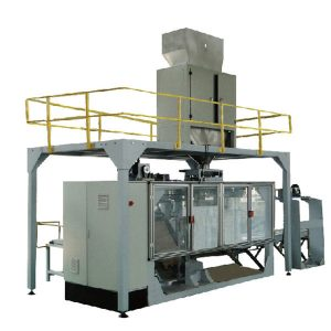 Mesin pengepakan otomatisasi tinggi, bubuk besar pengisian tas dan penyegelan Line, gampang beroperasi