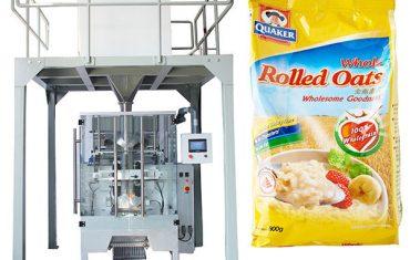 Mesin pengepakan oatmeal otomatis