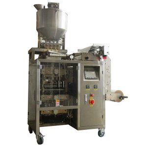Multi-Lanes Otomatis Saus Kantong Liquid Packing Machine