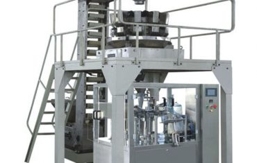 nuts candy rotary premade bag bag packing machine