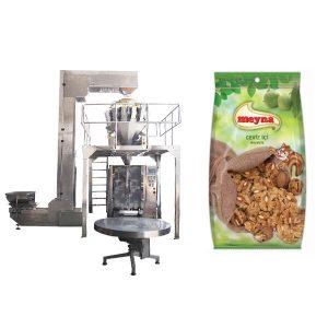 kacang mesin pengepakan vertikal