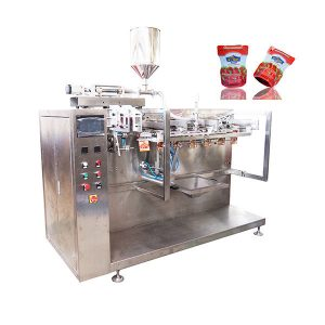 Kantong Pre-Made Packing Machine