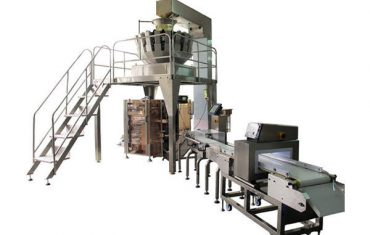 quad seal bagger karo multi-head weigher