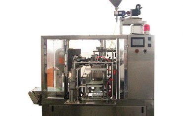 rotary fill seal seal karo filler pistion kanggo liquid & paste