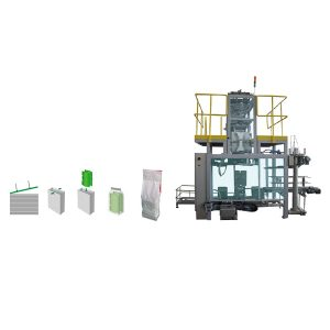 Bag Packaging Secondary In polywoven Bag Packing Machine