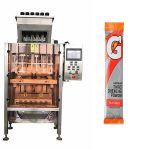 sachets cilik powde multi-line packing machine