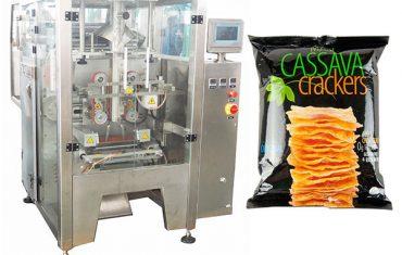 wangun vertikal & sealing mesin mesin pengepakan