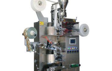 zt-18 mesin kemasan teabag otomatis (kanthi tag & kertas njaba)