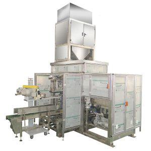 ZTCK-25 Otomatis Tas Pemanggang Mesin Packing, Woven Bag Packaging Machine
