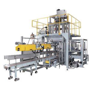ZTCP-50P Unit Powder Packaging Machine Otomatis