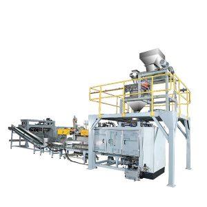 ZTCP-50P Otomatis Woven Bag Packing Machine Kanggo Bubuk